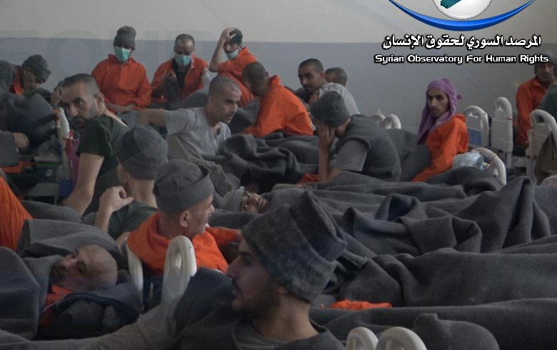 International Court.. The PYD administration continues trials of Syrian ISIS prisoners, and  awaits approval to try foreign ISIS members