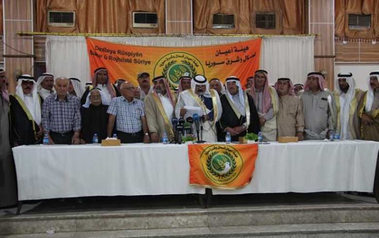 Forum clans of the PYD call for the regime to open the door for dialogue