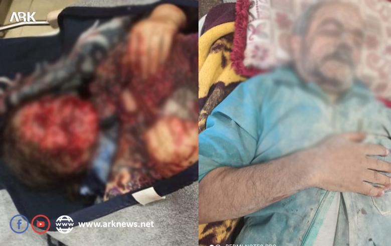 انفجار لغم في قرية قاسم بعفرين والضحايا زوجان كورديان مسنان
