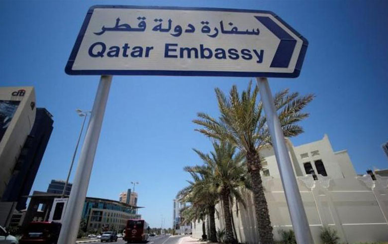 Qatar: No need to re-open our embassy in Syria