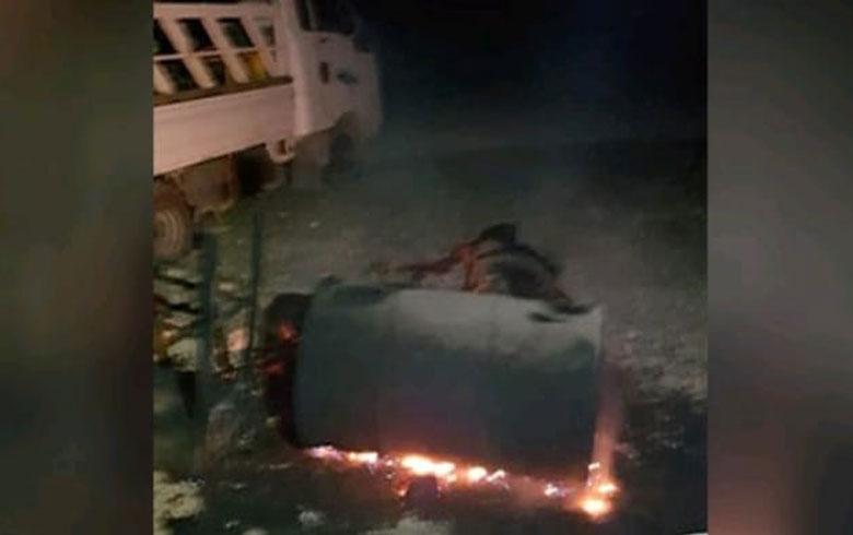 شهداء و جرحى جراء قصف تركي على قرية بريف كوباني