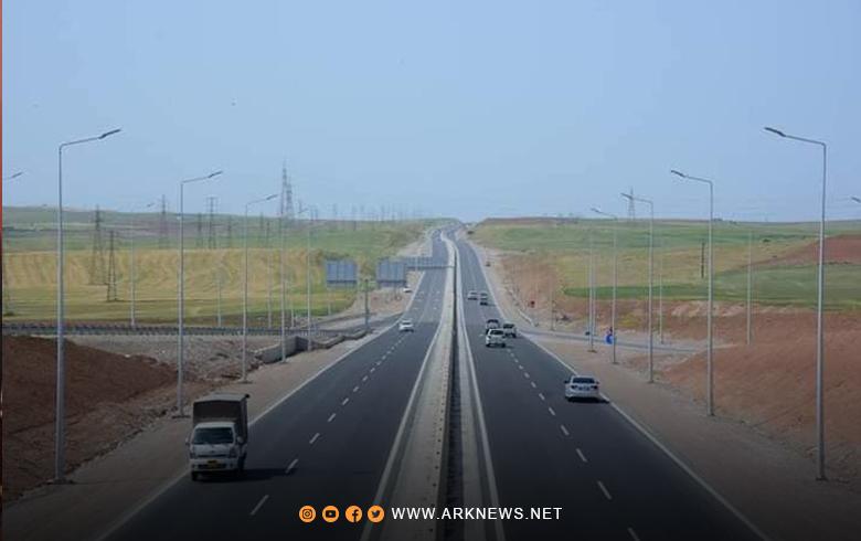 بكلفة 166 مليون دولار... افتتاح طريق أربيل – دهوك السريع