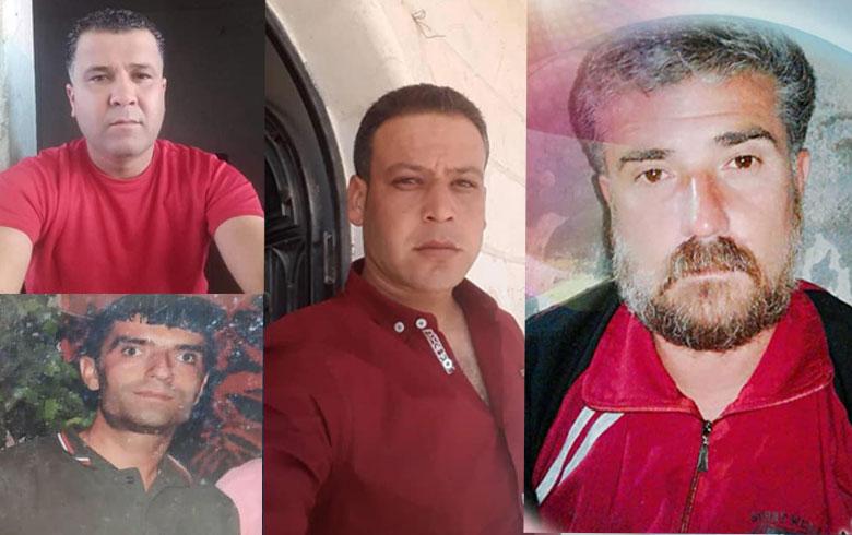 مسلحو النظام يختطفون أربعة من نازحي عفرين