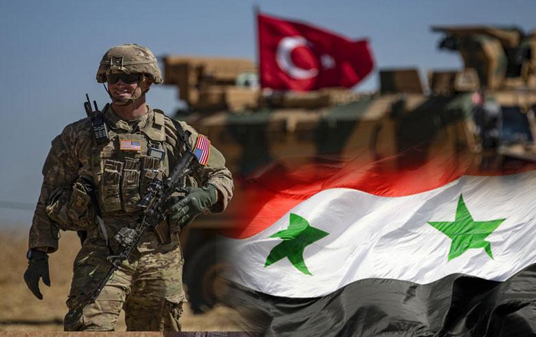 Hêzên Emerîkî du bingehên xwe li Rojavayê Kurdistanê bi cî hiştin