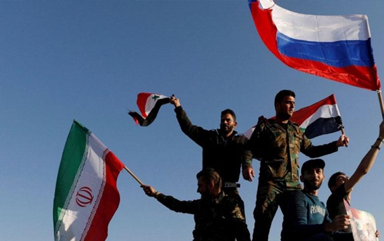 حرب طاحنة بين الميليشيات الإيرانية والقوات الروسية في محافظتين سوريتين