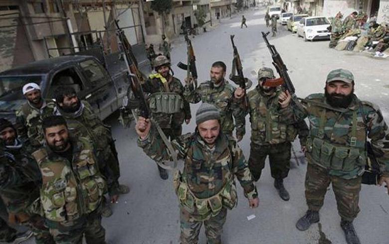 الفصائل المسلحة تهدم منازل المدنيين شرق سرى كانيه