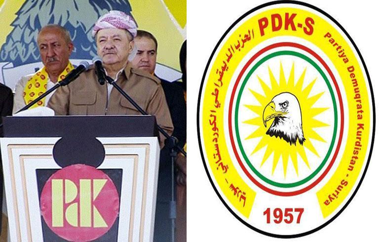 رسالة من المكتب السياسي للحزب الديمقراطي الكوردستاني – سوريا الى الرئيس البارزاني