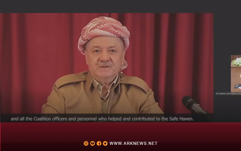Serok Barzanî: Zordariyeke zêde li gelê Kurdistanê hatiye kirin û niha jî em negihiştiye qonaxa dawî
