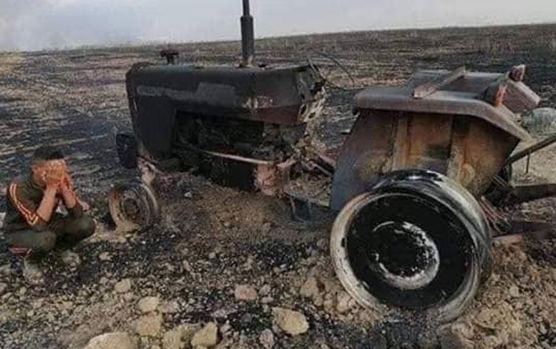 Li Kurdistanê werzê agir e