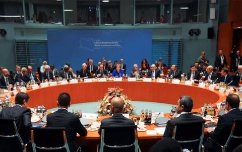 مؤتمر برلين.. بيان ومواقف تسبق خرقًا مباشرًا