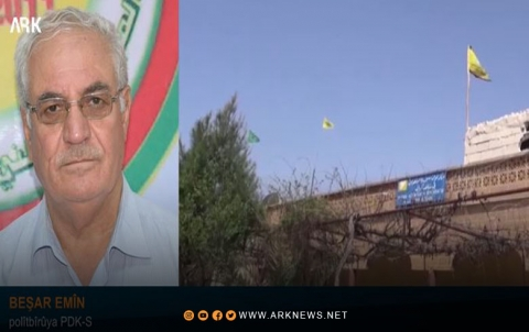 Kurdish leader: There will be no Kurdish-Kurdish agreement in Syrian Kurdistan
