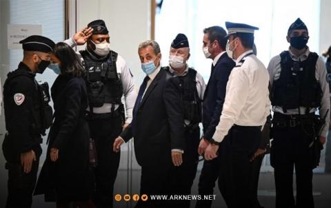 الحكم على ساركوزي بالسجن 3 سنوات بينها إثنتان مع وقف التنفيذ بتهم الفساد
