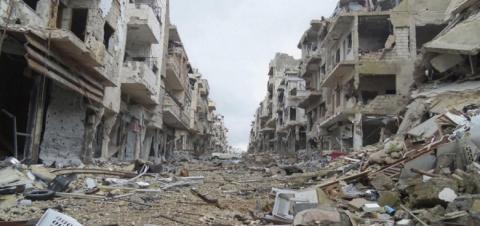 إعادة إعمار سوريا تحتاج لأكثر من 530 مليار دولار أمريكي