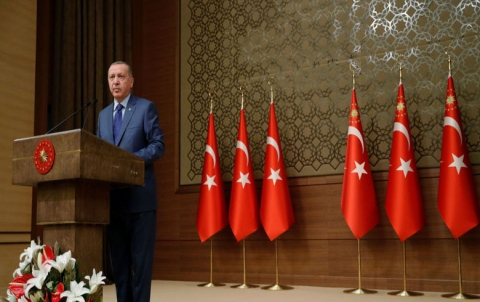Ankara: A four-way summit on Syria will be held in London between Turkey, France, Germany, and Britain