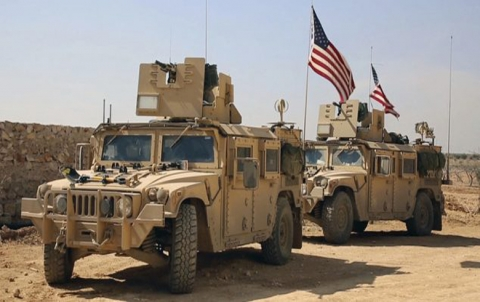US comment on the fate of Syrian oil