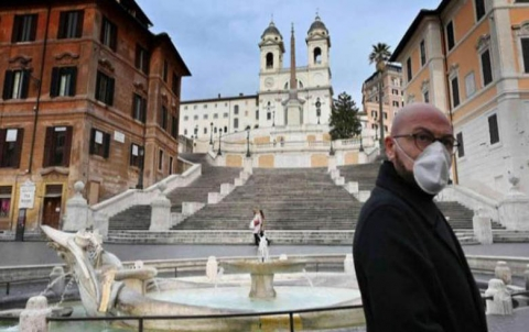 كورونا يجبر إيطاليا للتوجه إلى