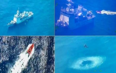 غرق 19 مهاجر وإنقاذ العشرات قبالة سواحل قبرص التركية