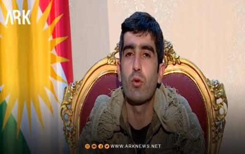 القائد المنشق عن PKK یكشف الخطة التی يحیكها PKK ضد إقليم كوردستان