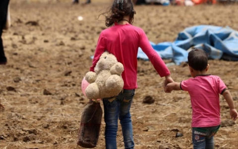 UN: Nearly 80 Million People Displaced Worldwide Due to Violence, Oppression