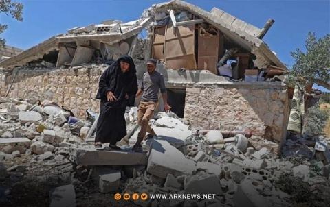 المعارضة تسيطر على 18 حاجزاً عسكرياً في درعا… ومفاوضات بين وفد موال لروسيا ولجان المدينة