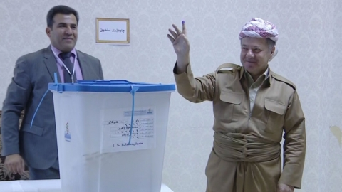 President Barzani: Decision today is for the people of Kurdistan