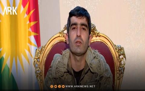 القائد المنشق عن PKK يشكر قوات البيشمركة: مايقال عنهم عار عن الصحة