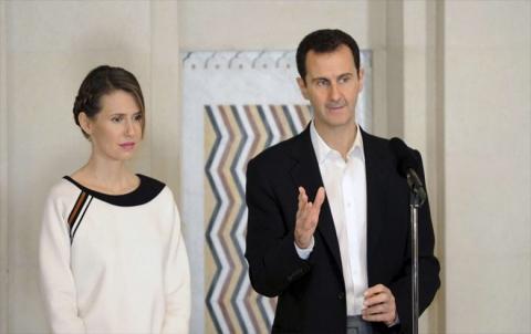 """أمريكا استهدفت بالعقوبات الوجه الأنثوي لديكتاتورية الأسد"""" و""""الآنسة الوحش"""""""