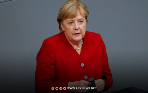 Merkel supports negotiations with the Taliban