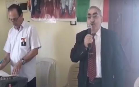 قصيدة للشاعر عمر مرعيكا في رثاء محمدأمين عباس