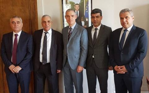 الوطني الكوردي يلتقي الخارجية الفرنسية ويناقش العملية السياسية في سوريا و سبل دعم الاستقرار بكوردستان سوريا