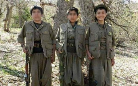 Gunmen in the service of the enemies of Kurdistan