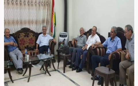 Meeting between the Equality Party and the PDK-S in Qamishlo