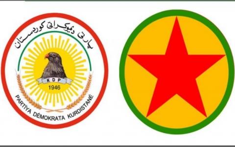 PDK يرد على PKK والتصريحات الصادرة منه