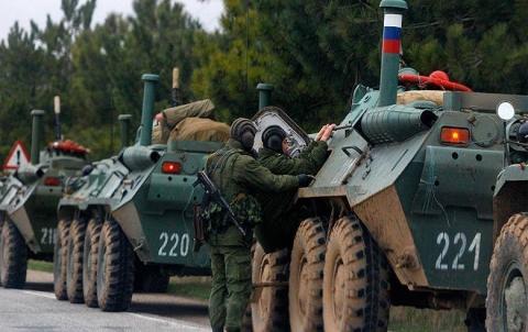 عفرين .. المجالس المحلية تنفي دخول القوات الروسية إلى جنديريس