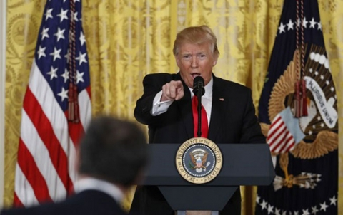 Trump talks about the worst decision was taken in US history