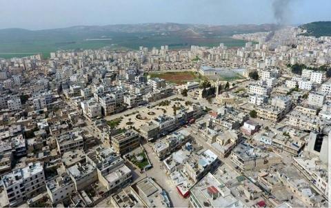 عفرين .. شهيدان بانفجار لغم , وإطلاق سراح معتقل من سجون النظام السوري