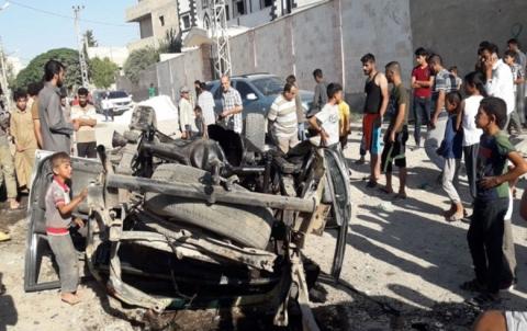 انفجارات تهز الريف الشرقي لحلب مخلفة ثمانية جرحى