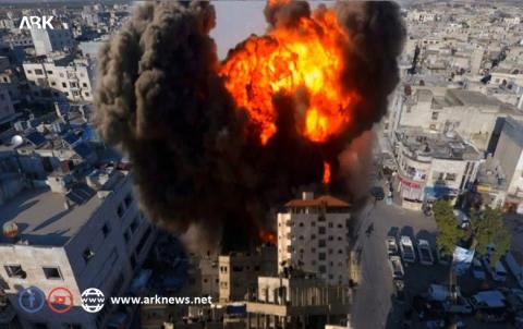 Di destpêka sala nû de... Rêjîmê herdu gundewarên Idlib û Hema armanc kirin