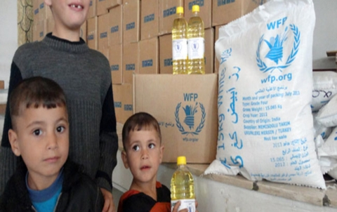 More than half of the Syrian people need help and assistance
