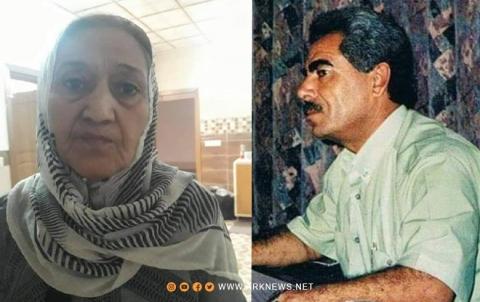رحیل زوجة المناضل سامي ناصرو في عفرين
