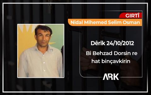 Nîdal Mihemed Selîm Osman