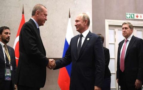 العلاقات الروسية التركية تتطور بما فيها تسوية الأزمة السورية