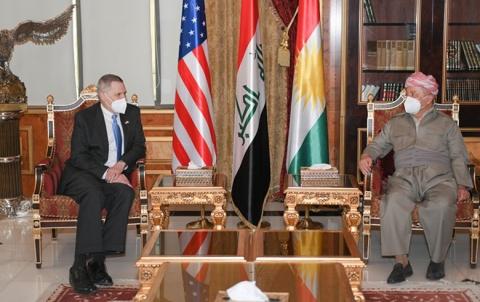 السفير الأمريكي: إقليم كوردستان نموذج مستقر ومتطور