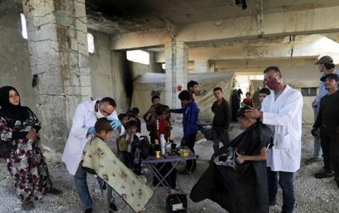سوريا... رقم قياسي جديد للإصابات اليومية بكورونا
