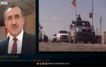 إدريس زوزاني: الـPKK حزب غريب عن شنكال والشنكاليين, والعشرات من الشباب الايزيدي يتركون صفوفه يوميا