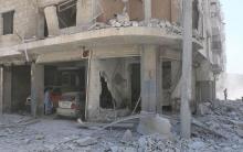 ألمانيا تدين استهداف منشآت طبية تدعمها شمالي سوريا