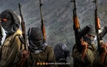 تفاصیل هجوم مسلحي الـPKK علی موقع عسكري لبيشمركة كوردستان في منطقة برادوست