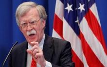 بولتون: العقوبات ستأتي بإيران إلى طاولة المفاوضات