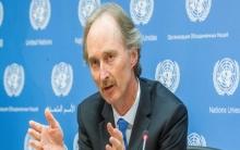 مجلس الأمن يلغي جلسته الدورية الشهرية حول سوريا بسبب الحالة الصحية لبيدرسون