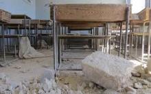 تضرر 63 مدرسة بإدلب نتيجة قصف النظام السوري و روسيا